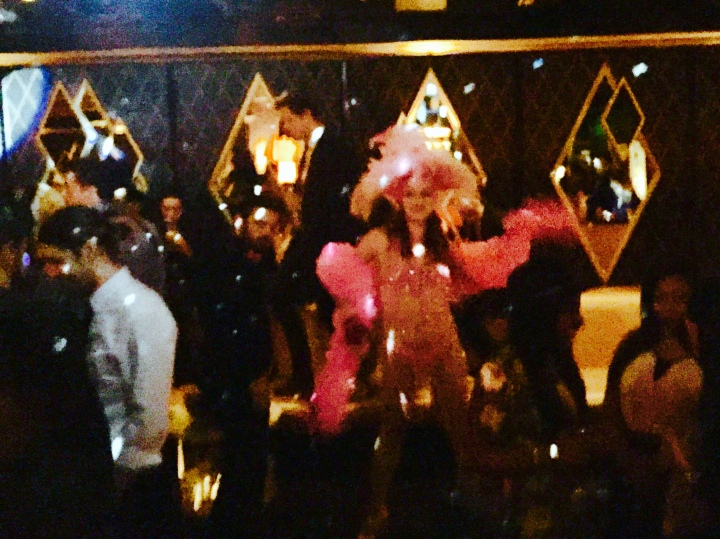 A glimpse inside Bootsy Bellows on the Sunset Strip. Photo by Scott Bridges